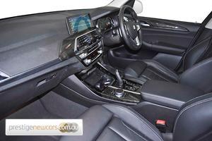 2019 BMW X3 xDrive30d G01 Auto 4x4