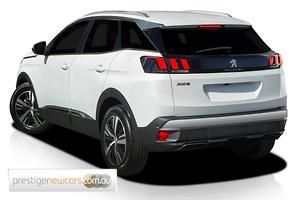 2018 Peugeot 3008 Allure Auto MY18