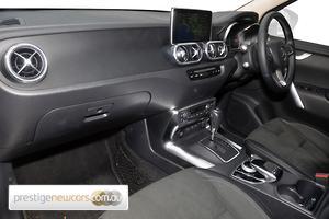 2018 Mercedes-Benz X-Class X250d Power Auto 4MATIC Dual Cab
