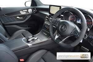 2018 Mercedes-Benz GLC63 AMG S Auto 4MATIC+