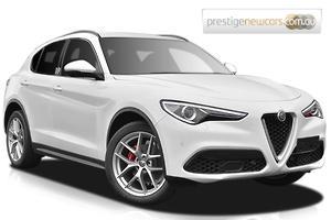 2019 Alfa Romeo Stelvio Ti Auto AWD