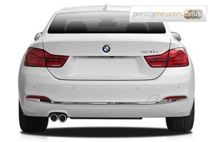 2019 BMW 420i Luxury Line F32 LCI Auto