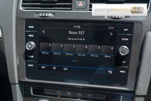 2018 Volkswagen Golf 110TSI Trendline 7.5 Manual MY19