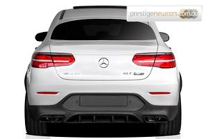 2019 Mercedes-Benz GLC63 AMG S Auto 4MATIC+