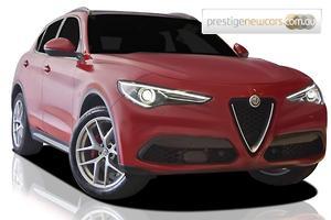 2018 Alfa Romeo Stelvio Ti Auto AWD