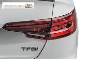 2018 Audi A4 Black Edition Auto MY18