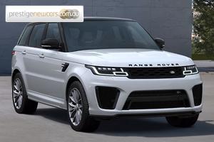 2019 Land Rover Range Rover Sport V8SC SVR Auto 4x4 MY20