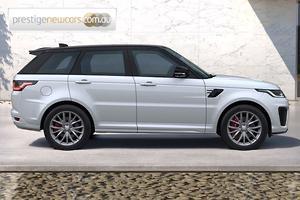 2019 Land Rover Range Rover Sport V8SC SVR Auto 4x4 MY19