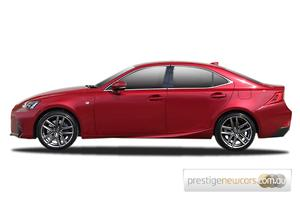 2018 Lexus IS300 F Sport Auto