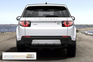 2018 Land Rover Discovery Sport TD4 HSE Luxury Auto 4x4 MY18