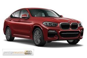 2018 BMW X4 xDrive20d M Sport X G02 Auto 4x4