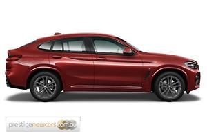 2019 BMW X4 xDrive20d M Sport X G02 Auto 4x4