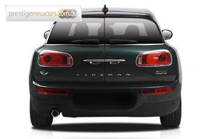 2018 MINI Clubman Cooper Auto