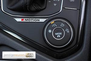 2018 Volkswagen Tiguan 132TSI Comfortline Allspace 5N Auto 4MOTION MY19