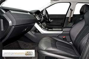 2018 Land Rover Range Rover Evoque TD4 150 SE Auto 4x4 MY18