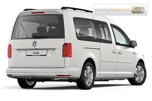2019 Volkswagen Caddy TSI220 Comfortline 2K Maxi Auto MY19