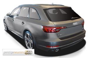 2018 Audi A4 Black Edition Auto quattro MY18