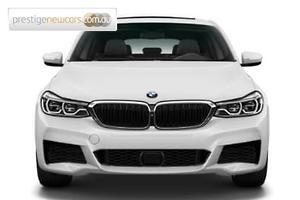 2019 BMW 640i xDrive M Sport G32 Auto 4x4