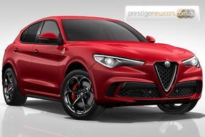 2019 Alfa Romeo Stelvio Quadrifoglio Auto AWD