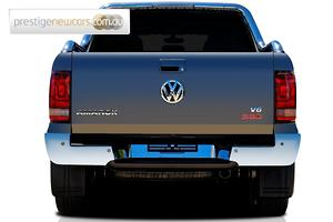 2018 Volkswagen Amarok TDI580 Ultimate 2H Auto 4MOTION Perm MY18 Dual Cab