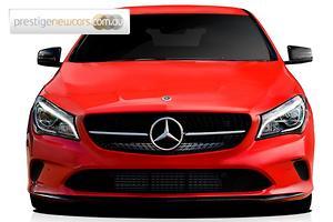 2018 Mercedes-Benz CLA180 Auto