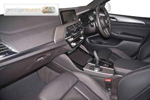 2018 BMW X4 xDrive30i M Sport X G02 Auto 4x4