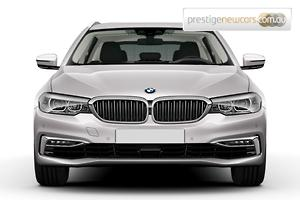 2019 BMW 520d Luxury Line G31 Auto