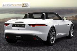 2018 Jaguar F-TYPE 221kW Auto RWD MY19.5