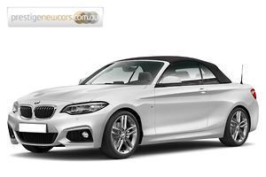2018 BMW 220i M Sport F23 LCI Auto