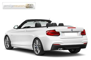 2019 BMW 230i M Sport F23 LCI Auto