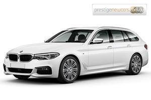 2019 BMW 530i M Sport G31 Auto