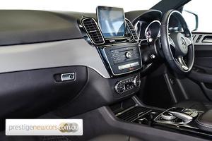2018 Mercedes-Benz GLE250 d Auto 4MATIC