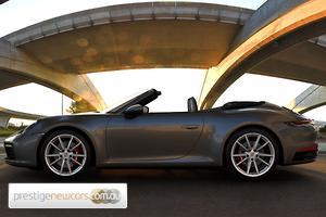 2019 Porsche 911 Carrera S 992 Auto MY20