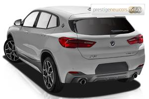 2018 BMW X2 sDrive20i M Sport X F39 Auto