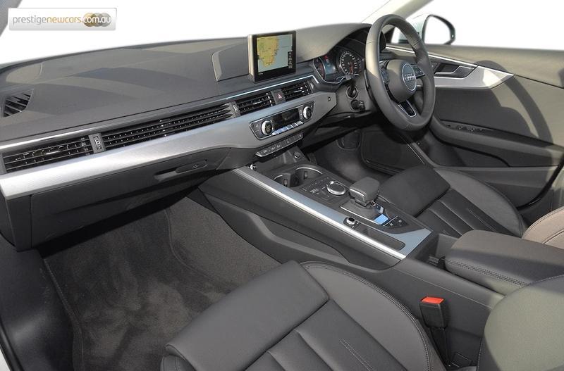 2018 Audi A4 S line Auto MY18 - discountnewcars com au