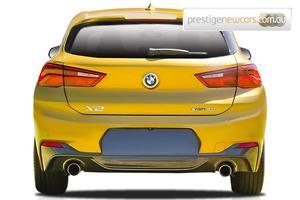 2018 BMW X2 xDrive20d M Sport F39 Auto AWD