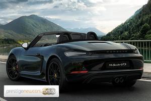 2019 Porsche 718 Boxster GTS 982 Manual MY20