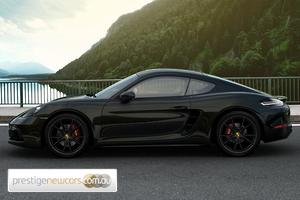2019 Porsche 718 Cayman GTS 982 Manual MY19
