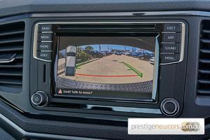 2019 Volkswagen Amarok TDI550 Core 2H Auto 4MOTION Perm MY19 Dual Cab