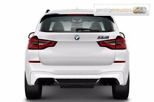 2019 BMW X3 M Competition F97 Auto M xDrive