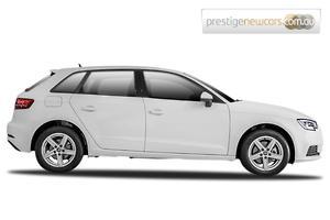 2019 Audi A3 30 TFSI Auto MY19
