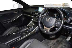 2019 Lexus IS300 F Sport Auto