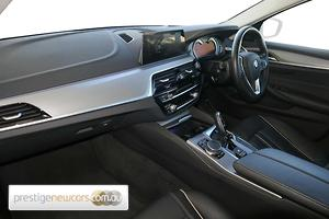 2019 BMW 5 Series 520d Luxury Line G30 Auto