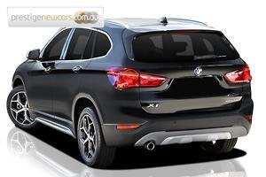 2019 BMW X1 sDrive18i F48 Auto