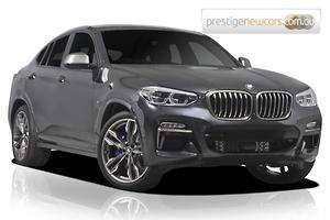2019 BMW X4 M40i G02 Auto 4x4