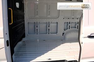 2019 Volkswagen Crafter 35 TDI340 Runner SY1 Medium Wheelbase Manual FWD MY19