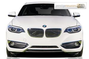 2019 BMW 2 Series 220i Luxury Line F22 LCI Auto