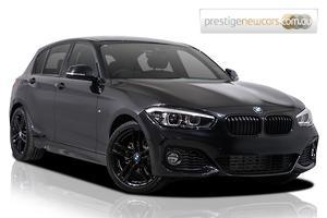 2019 BMW 1 Series 118i M Sport Shadow Edition F20 LCI-2 Auto