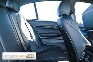 2019 BMW 1 Series 125i M Sport F20 LCI-2 Auto