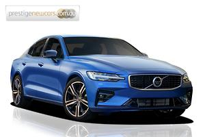2019 Volvo S60 T5 R-Design Auto AWD MY20